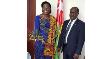 Le Ghana renforce ses liens avec le Togo