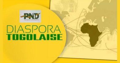 Le Togo veut mobiliser sa diaspora autour du PND